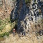 rilievo geomeccanico con rocciatori