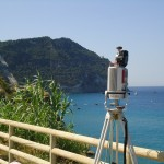 Rilievo laser scanner Riegl VZ400