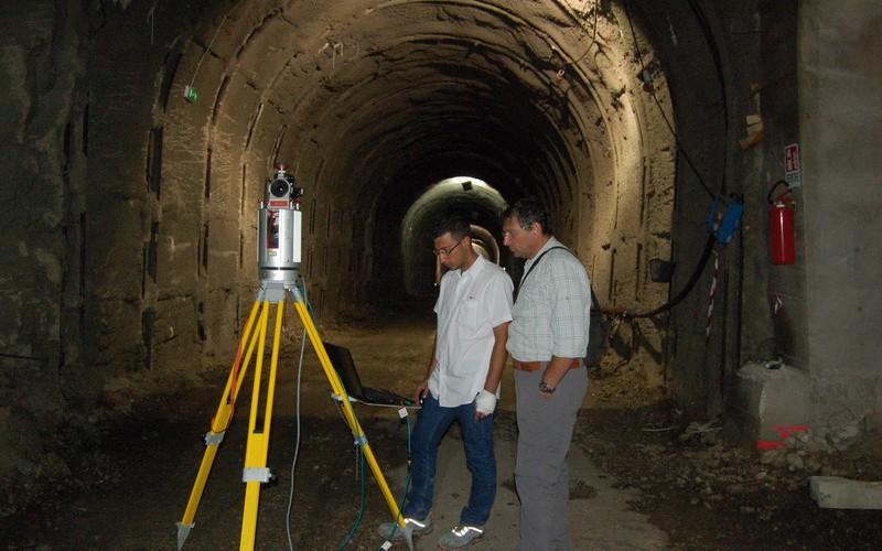 Monitoraggio geotecnico-strutturale