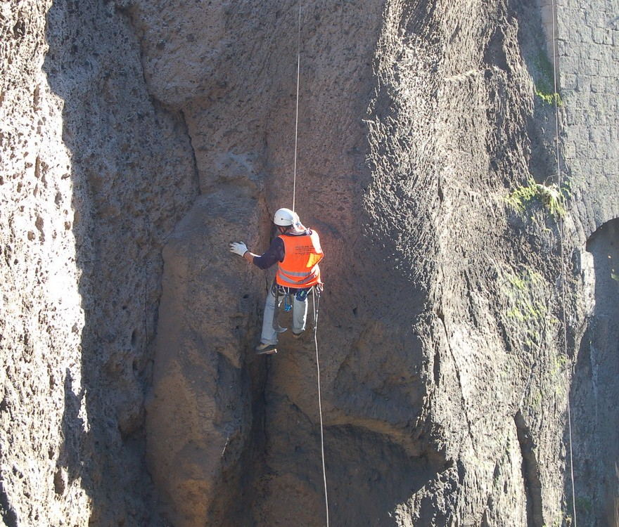 studi e rilievi geologici vico equense