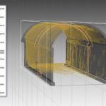 Calcolo dei volumi da laser scanner