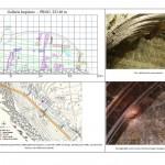 analisi geomeccanica del fronte di scavo