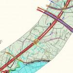 stralcio della Carta geomorfologica