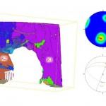 Analisi geostrutturale dell'ammasso roccioso e relativo clustering