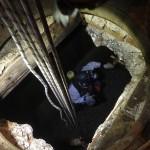 ispezione in spazi confinati