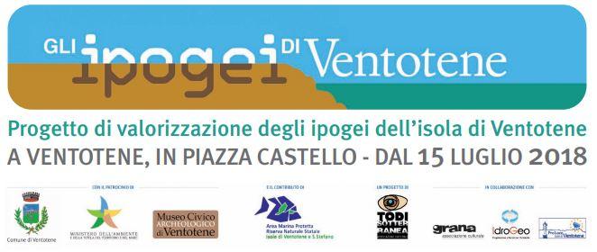 Mostra Ipogei Piazza Castello 1 Ventotene