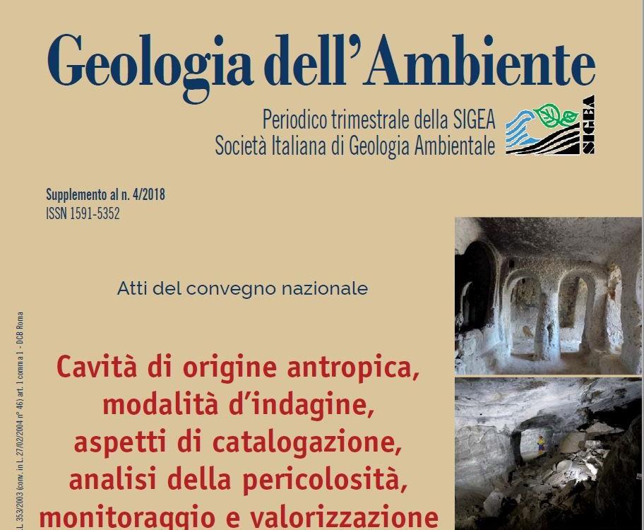 Analisi geostrutturale su nuvola di punti acquisita con laser scanner 3d: applicazione alla Grotta di Cocceio, Bacoli (Campania, Italia)