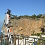 rilievo laser scanner e drone