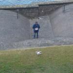 Rilievo fotogrammetrico con UAV