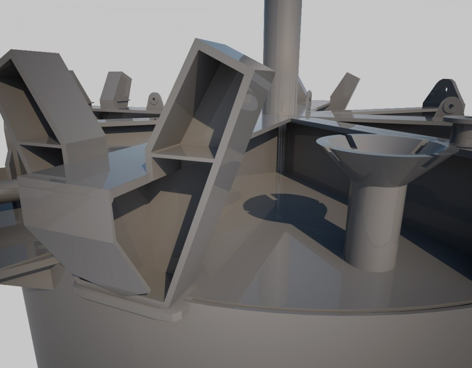 Modellazione 3d da laser scanner